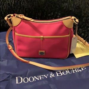 Dooney & Bourke Kimberly Pink Leather Bag. NWT